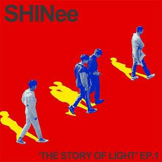 SHINEE 6TH ALBUM - THE STORY OF LIGHT EP.1 CD