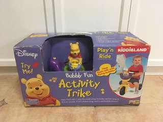 Winnie The Pooh 三輪車