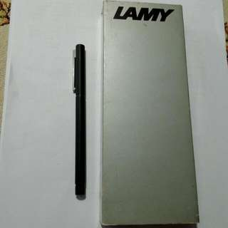 West Germany Black Lamy CP50 Fountain Pen