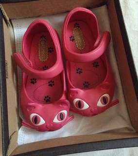 Mini Melissa Ultragirl Cat S6 EUC-LN