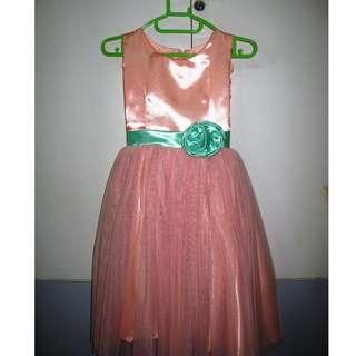 Flower Girl Dress Gown