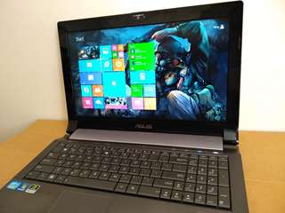 "Mid Gaming / Editing - FULL HD 15.6"" ASUS Intel Core i5 Laptop - 3.8GB NVIDIA Graphics - 1TB HDD"