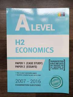 A level H2 Econs TYS