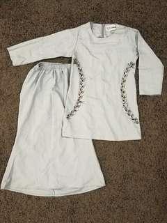 Baju Kurung By Scha AlYahya x Jakel