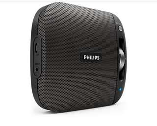 Philips Portable Bluetooth Speaker BT2600b