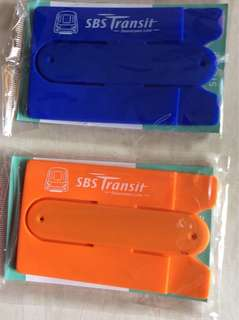 #Blessing : Sleeve support (SBS Transit)