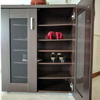 Elegant V.Hive Camry Shoe Cabinet for sale
