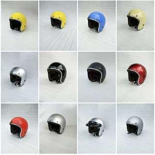 Custom Helmet Slim Profile