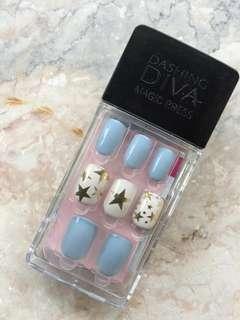 AT LAST! Dashing Diva Nails