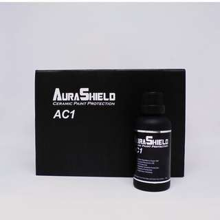 Aura Shield Ceramic Paint Protection AC1