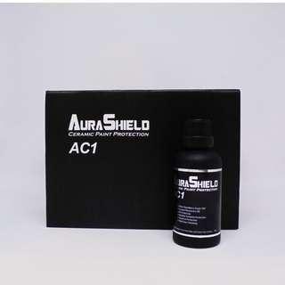 Aura Shield Ceramic Paint Protection AC1