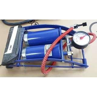 雙管腳踏泵