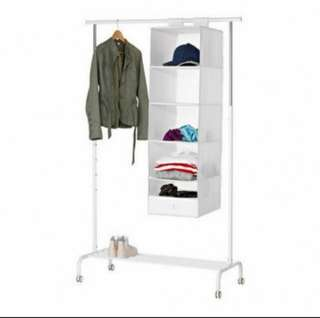 Price negotiable❗Clothes Organiser