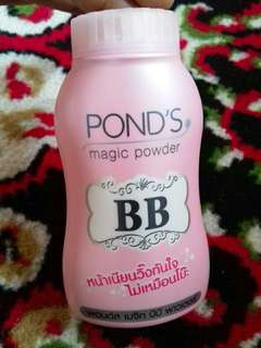BB Magic Powder Pond's