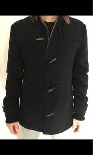 Men's wool coat