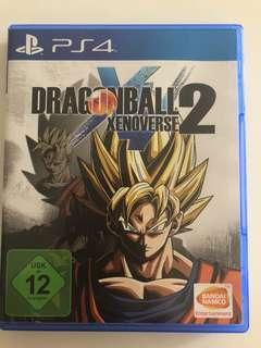 Dragonball Xenoverse 2 Playstation 4 Game