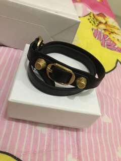 Balenciaga triple tour bracelet