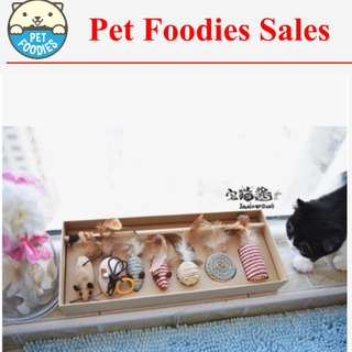 [Pet Foodies] Cat Teaser Gift Set
