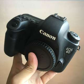 Canon 6D Full Box