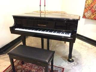 Kohler & Campbell Grand Piano