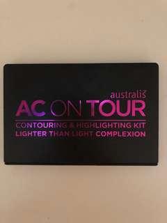AC on tour face palette