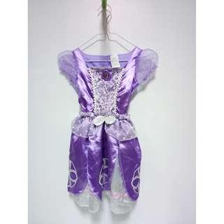 DISNEY Transformation Dress
