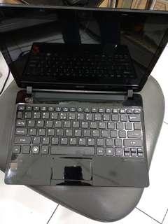 Acer 725 amd dual core murmer