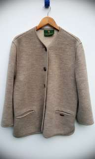 BEAUTIFUL Pure New Wool × Giesswein Coat × Made In Austria PAYED $350