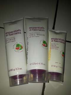 Oriflame Essentials Fairness Series