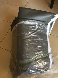 Chevrolet Spin 2015 Seatcover Gray