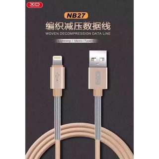 XO-NB27 Micro USB Data Cable