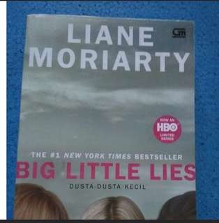 Novel Big Little Lie by Liane Moriarty