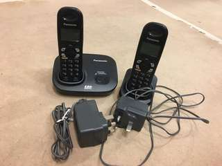 Panasonic home phone model kxtg4612hk b