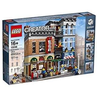 Lego Detective Office (10246)