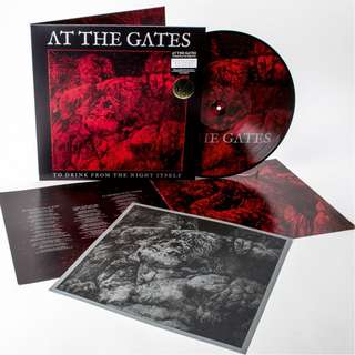 At The Gates ‎– To Drink From The Night Itself Vinyl Picture Disc (500pc)