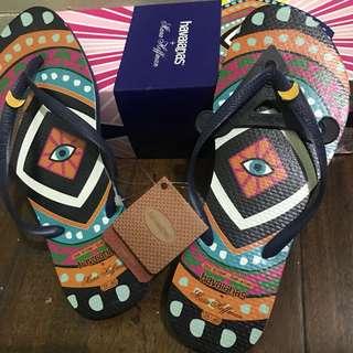 Havaianas + Mara Hoffman Limited Edition Flip Flops