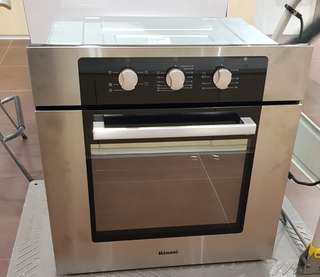 Brand New Rinnai RBO-55TIX built in Oven