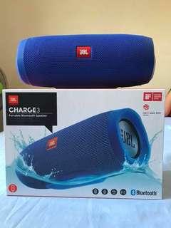 JBL speaker charge 3