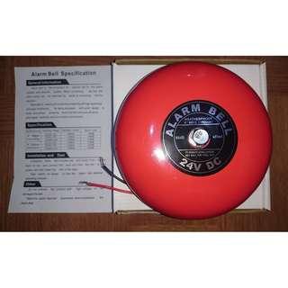 """24v GoalStar Fire Alarm Bell 6"""""""