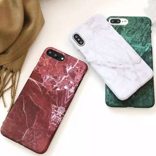 Aesthetic Marble Phone Case