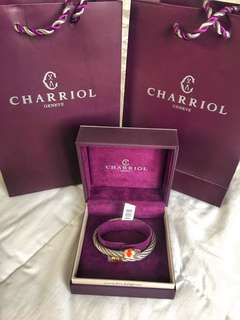 Charriol Bangle (Original with Card and proof)