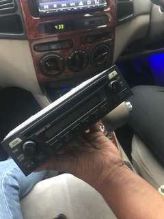 Toyota original radio for sale