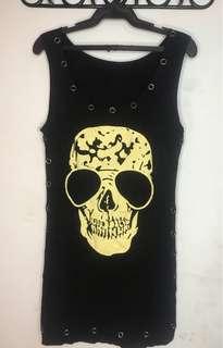 Skull Top/Dress