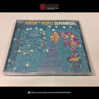 Foster The People - Supermodel (Original CD)