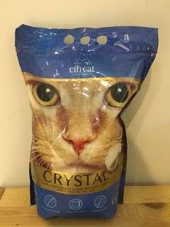 🚚 艾霏貓砂 水晶砂