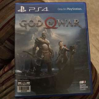 God Of War 4 (PS4)