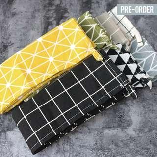 [PO] Japanese Style Geometric Tea Towel