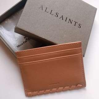 ALLSAINTS 牛皮卡夾