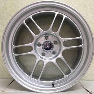 17 inch RIM RPF1 WISH PRUIS ALTIS CALDINA VW POLO
