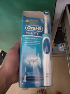 Oral B vitality precision clean